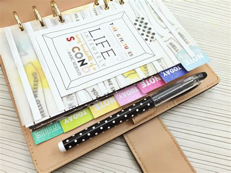 build your own planner happiness is scrappy planners how to make your own
