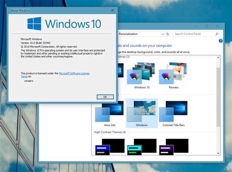 third party themes for windows 10 how to install and apply third party themes in windows 10