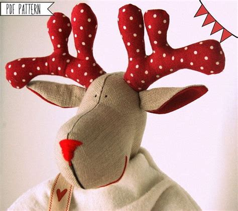 sewing pattern reindeer 90 best patronen images on pinterest sewing projects