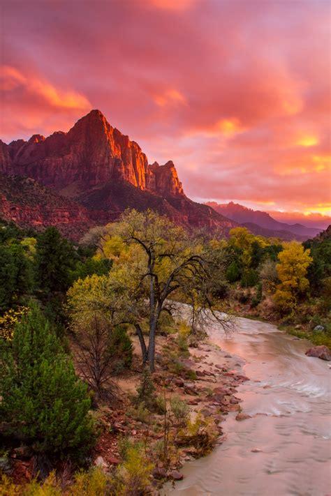 Zion Watchman Utah Landscape Photography Clint Losee Landscape Photography Gallery