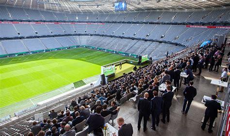 Audi Vip Lounge Allianz Arena by Allianz Arena Vereinigung Deutscher Stadienbetreiber