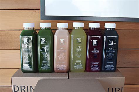 Calgary Juice Detox by The Easy Cleanse From Crujuice In Yyc
