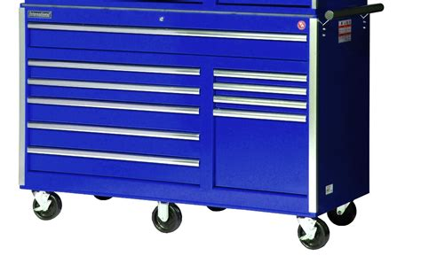 international blue tool cabinet pro storage from sears