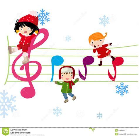 imagenes niños musica ni 241 os y m 250 sica imagen de archivo imagen 27844651