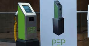 Electric Vehicle Charging Stations Credit Credit Card Friendly Ev Charging Station Unveiled In New York