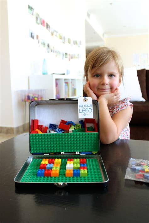 diy portable lego table diy portable lego kit