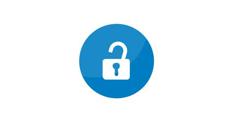lock unlock icon vector  png