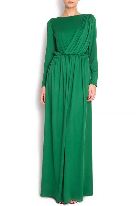 Arina Maxi arina varga rochie de seara din jerseu we couture