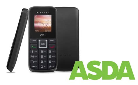 payg mobile phone asda launches uk s cheapest payg mobile phone at 163 5