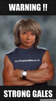 Strong Meme - strong gales