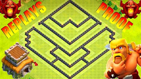 protect war loot in your clan castle clash of clans clash of clans epic th8 trophy war base with proof 3