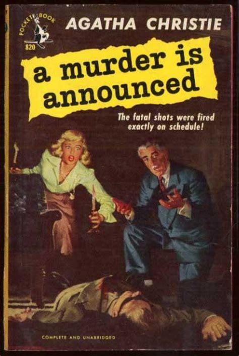 a murder is announced a murder is announced the clinton street theater