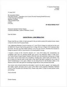 letter before claim template n4cm blog newham council letter before claim for judicial review claims letter 6 documents in pdf word debt letter before action