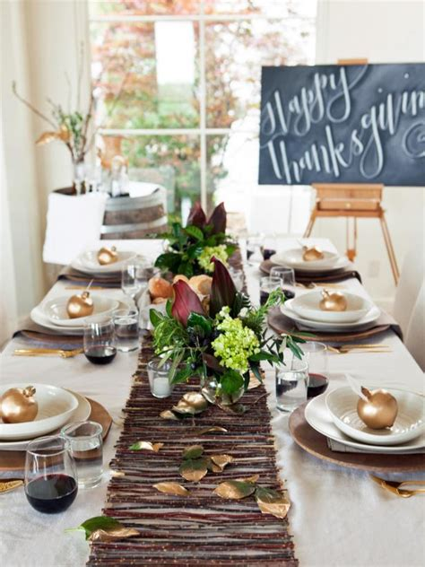 cbell kitchen recipe ideas 20 thanksgiving table setting ideas and recipes hgtv