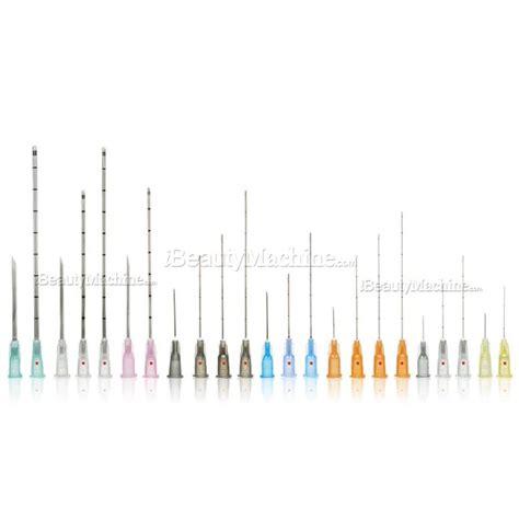 tattoo needle vs injection flexfill microcannula sharp needle kit blunt