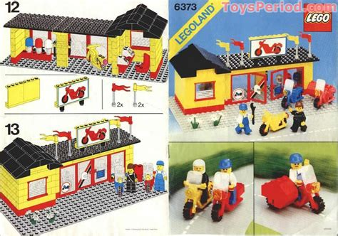 Celana Bikers By G N J Shop lego 6373 motorcycle shop set parts inventory and