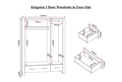 Wardrobe Closet Dimensions by Doorway Size Cm Also Sizes Can Easily Be Cut With A