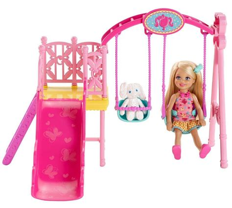 barbie swing set barbie chelsea swing set