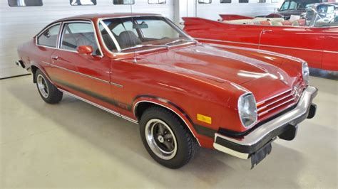 1976 chevy vega 1976 chevrolet vega gt gt stock 125714 for sale near