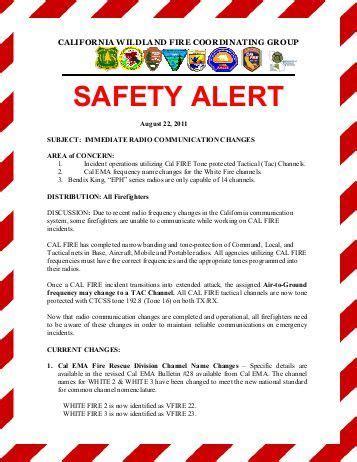 incident alert template safety alert hyperthermia 9 13 11 wildland