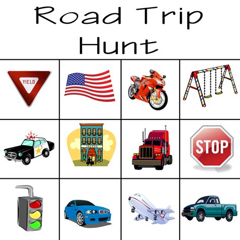 printable road trip activities kid s summer activity printables while he was napping