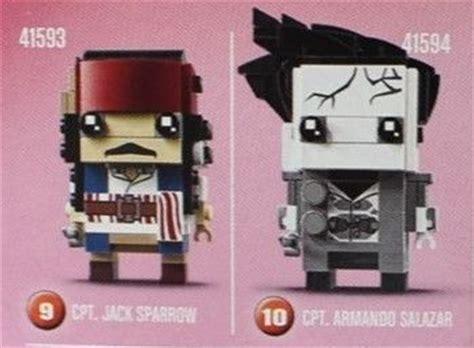 Sale Lego 41594 Brickheadz Captain Armando Salazar toys n bricks lego news site sales deals reviews mocs new sets and more