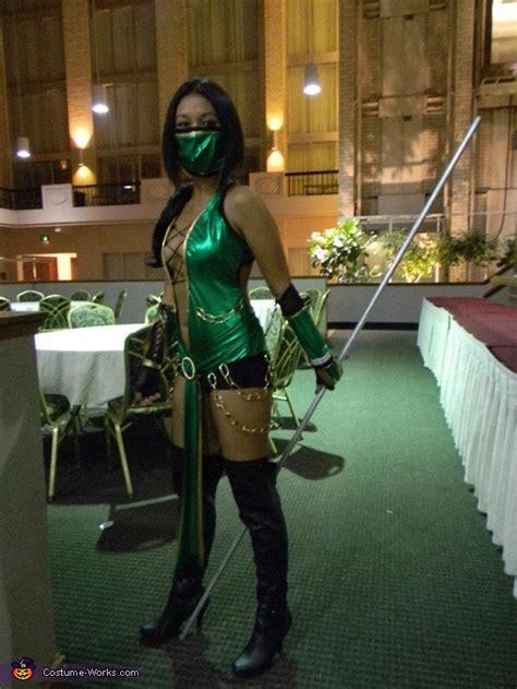 mortal kombat game characters creative costumes photo