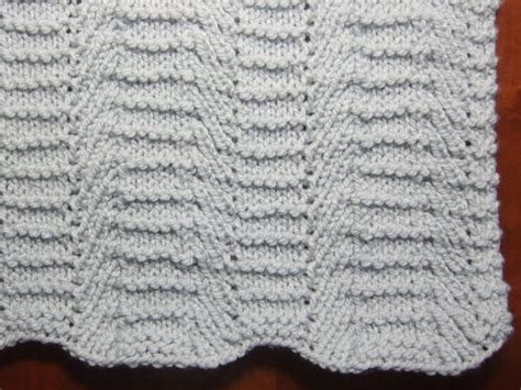 free knitted ripple afghan pattern boardwalk ripple edged afghan afghans knitted my