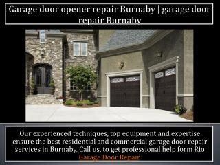 Overhead Door Burnaby Ppt Nc Garage Door Repair 24 Hour Emergency