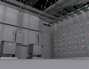 electrical room design the transition from using cad to building