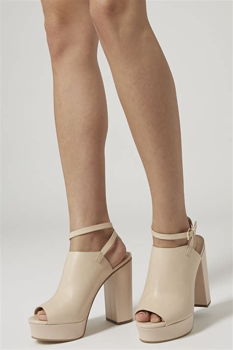 Platform Shoes by Sagittarius Platform Shoes Topshop