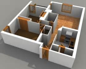 3d Model Floor Plan Oko Bi March 2015