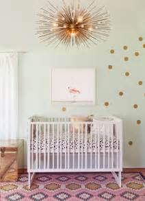 Pink Chandelier For Nursery Sophisticated Art For Baby S Nursery Shop Our Charming