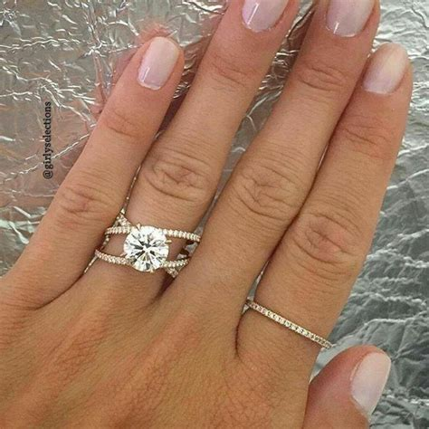25  best ideas about Beautiful engagement rings on