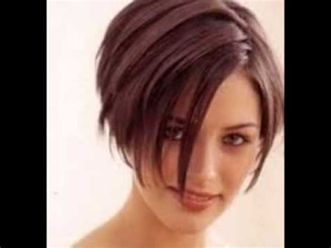 hairstyles for short thick hair youtube 2014 short hairstyles for thick hair youtube