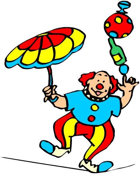 clown clipart clip clip clowns 491142