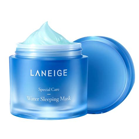 Laneige Sleeping Mask Size laneige water sleeping mask 70ml free gifts ebay