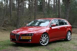 Alfa Romeo 159 Ti Sportwagon Reviews Alfa Romeo 159 Sportwagon 3 Afbeeldingen Autoblog Nl