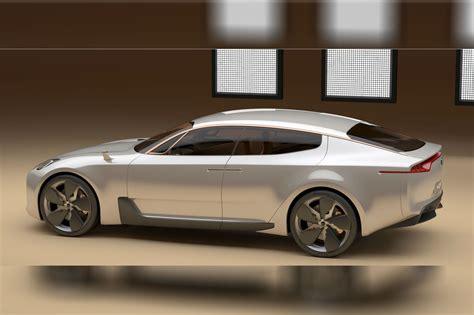 sports car kia kia will unveil new gt sports car on january 8th car