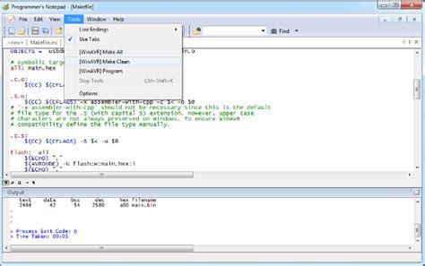 tutorial html2pdf php yang terakhir klik tools dan pilih make all