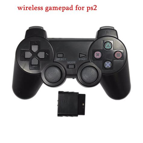Multi Wireless Gamepad 24g For Ps2 Ps3 Pc Windows Android 2 4g wireless gamepad joystick for ps2 controller sony playstation 2 console dualshock