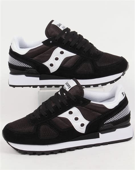 Saucony White Black acquisto saucony black and white gt off48 scontate