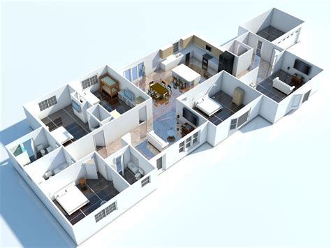 planner 3d posts tagged interior 3d floor plan house apartment