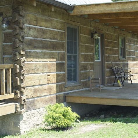 Cabin Siding Ideas - the 25 best log siding ideas on log cabin