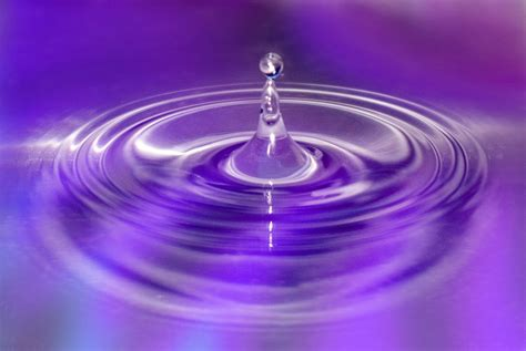 purple water image gallery purple drop