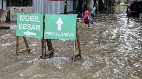 Raket Monsoon Masyarakat Harus Waspadai Banjir Usai Monsoon News