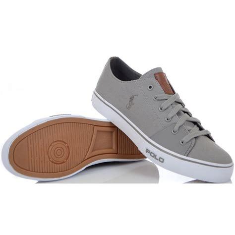 ralph shoes ralph shoes cantor low ne museum grey canvas