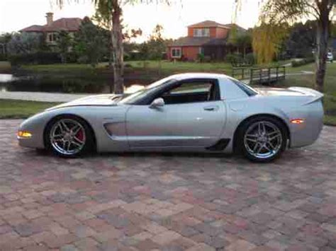 2001 corvette zo6 sell used 2001 corvette zo6 supercharged callies 383