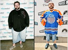 Kevin Smith Celebrates His 85-Lb. Weight Loss with ... Kevin James Weight Loss Diet