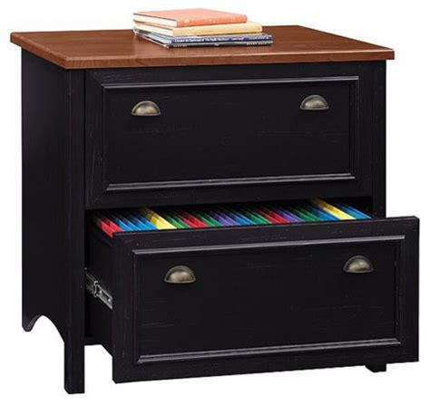 Bush Stanford Collection 2 Drawer Lateral File Wood Bush Stanford Lateral File Cabinet